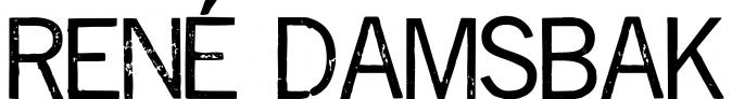 RENE DAMSBAK logo 2019